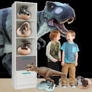 Dinosaur Hatching