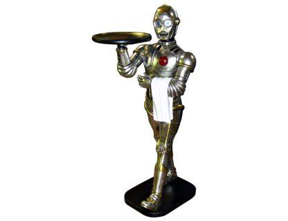 Robot_Butler_Statue_Walking