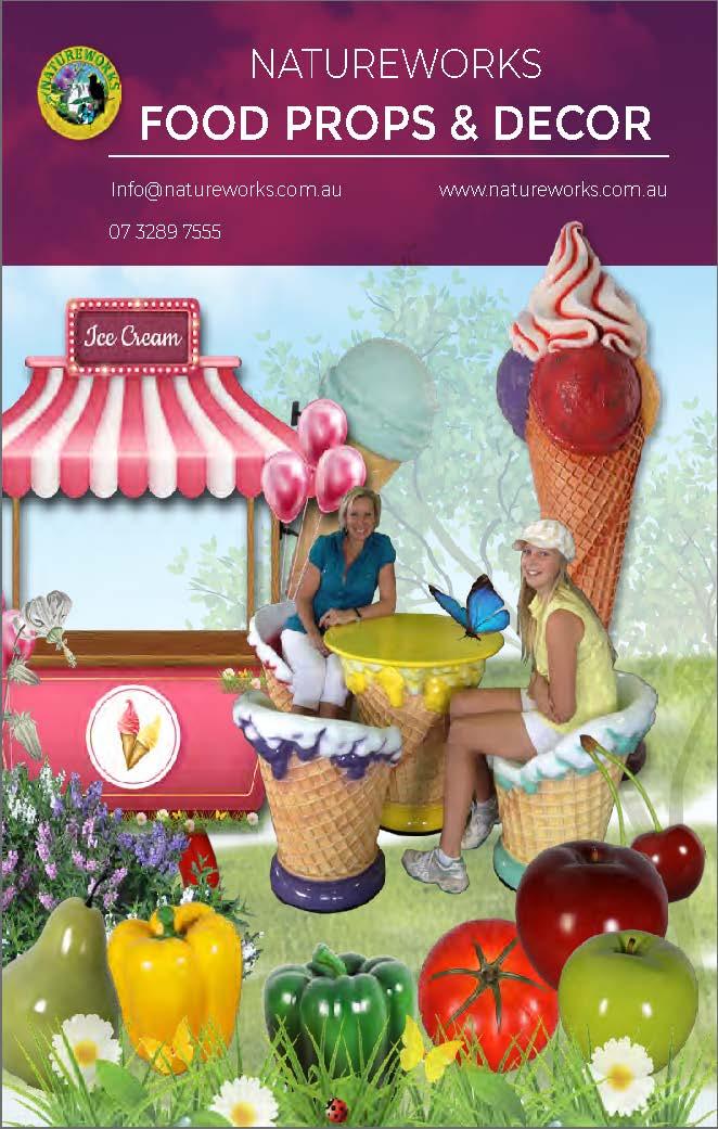 Natureworks Food Props & Decor Catalogue