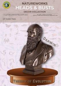 Natureworks Heads & Busts Catalogue