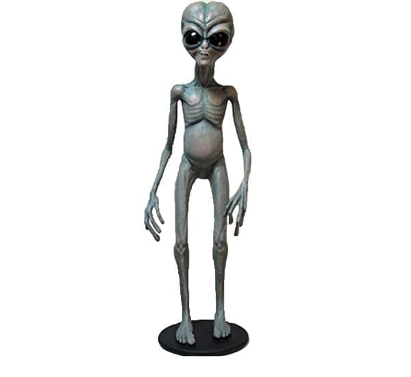 Alien Zetan ALIEN