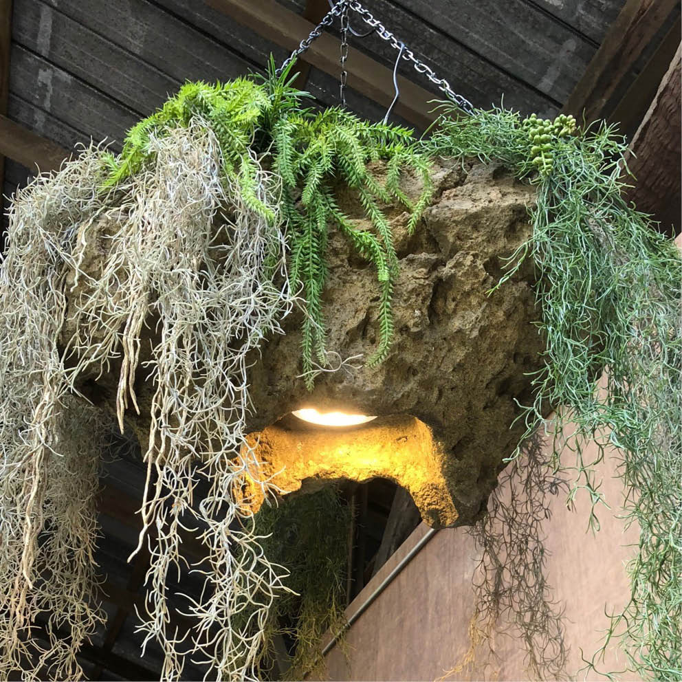 Avatar Float Rocks With lights Single V