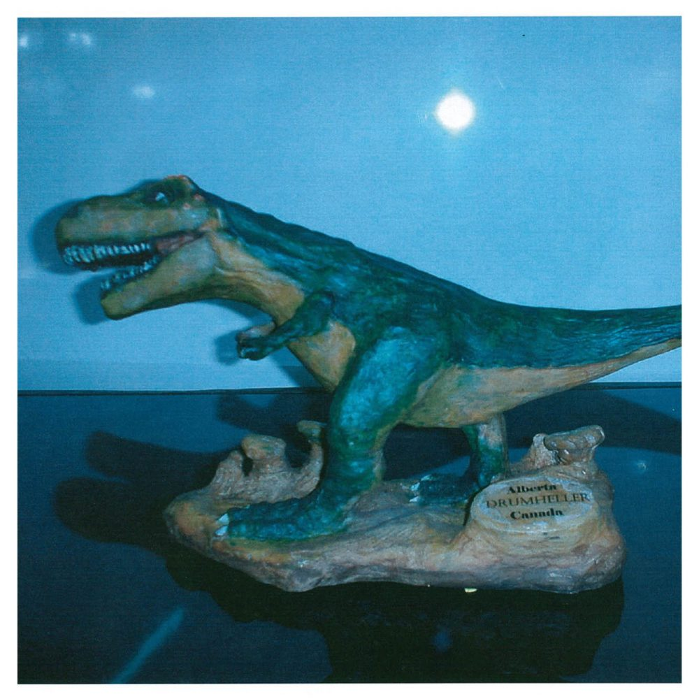 Big Things Largest Dinosaur in the World T Rex Sculpture under construction Product Gallery  px px