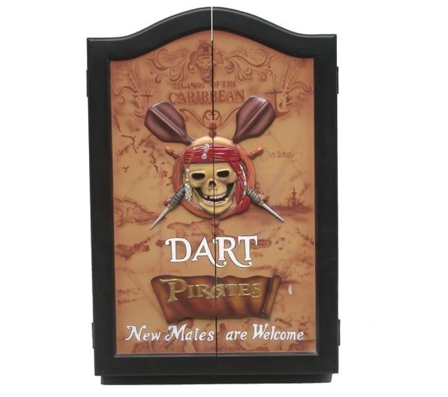 Bulleye Dart Board Cabinet DF
