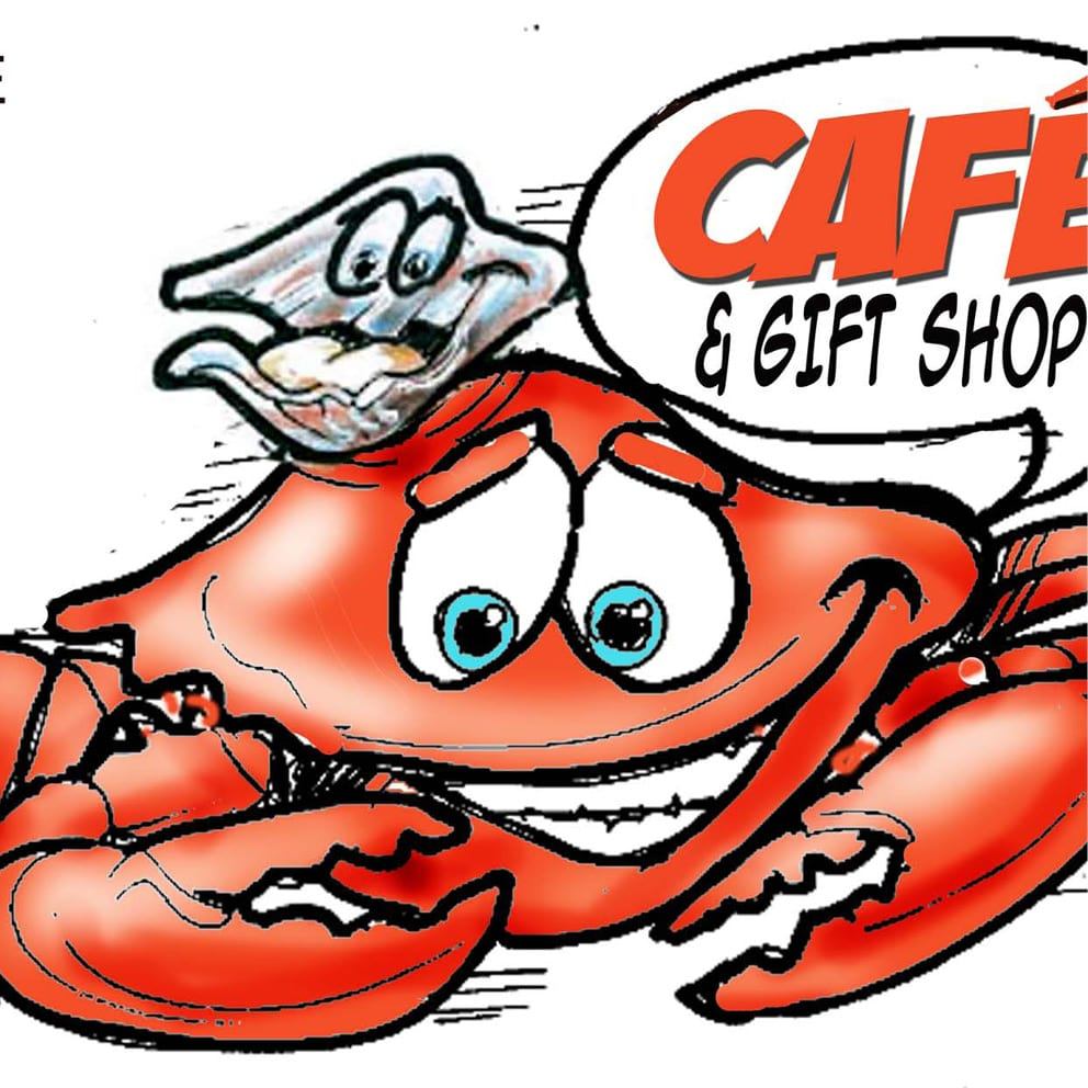 Catch a Crab concept art cafe and gift shop