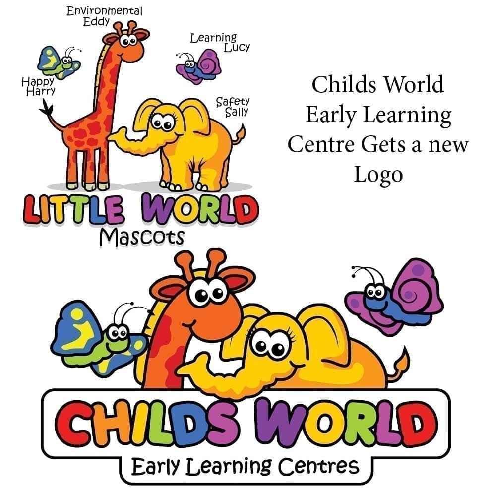 Playground Signage & Logos