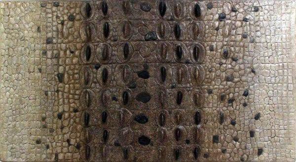 Crocodile Skin Panel