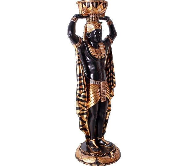 Egyptian Plant Holder ft Male PLEGM