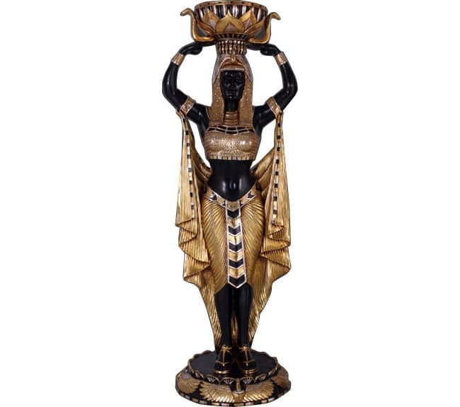 Egyptian Plant Holder Female ft PLEGF
