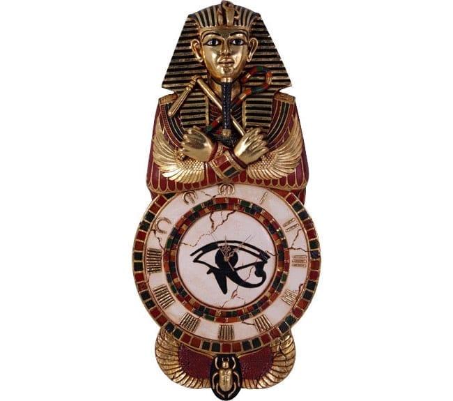 Egyptian Wall Clock CLEGW