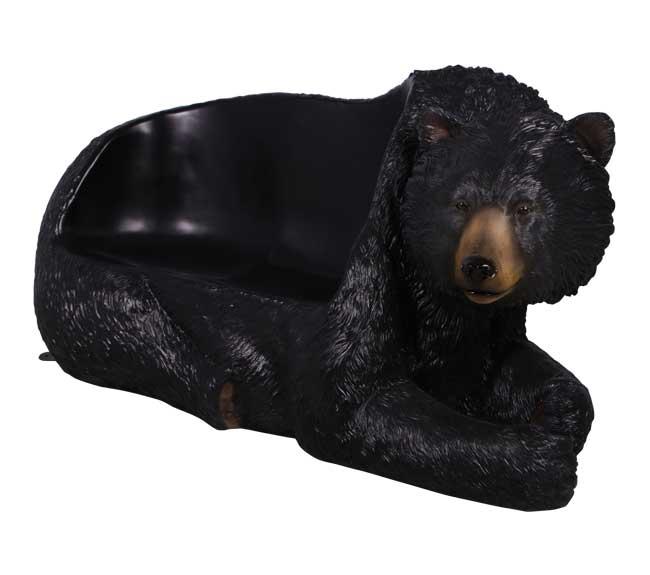 Fibreglass Bear Seat