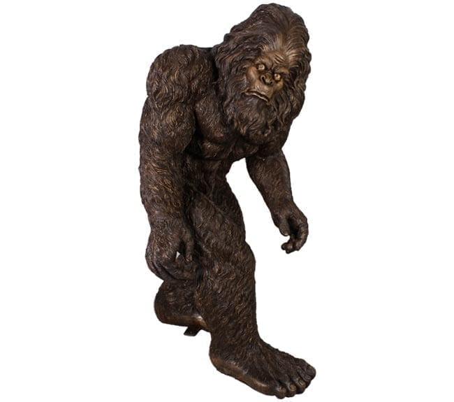 Fibreglass Bigfoot Sculpture