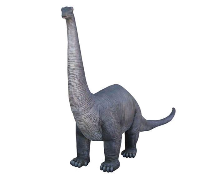 Fibreglass Brontosauras Dinosaur Statue