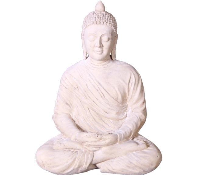Fibreglass Buddha Sculpture