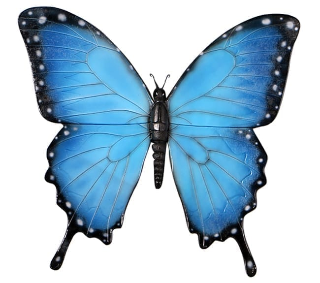 Fibreglass Butterfly Wall decor