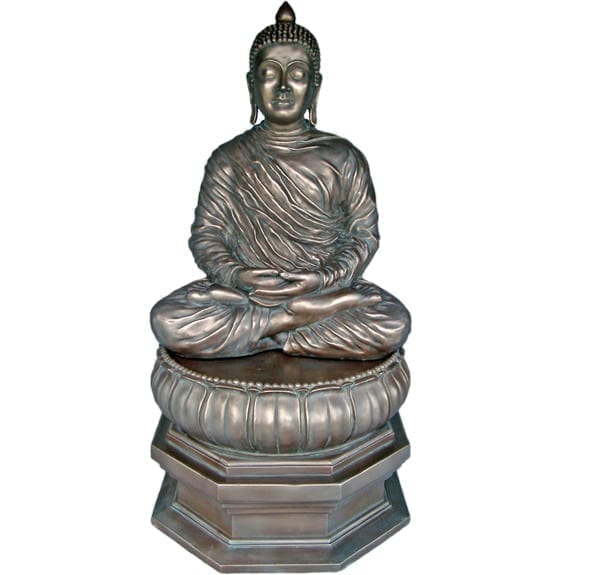 Fibreglass Divine Buddha Sculpture