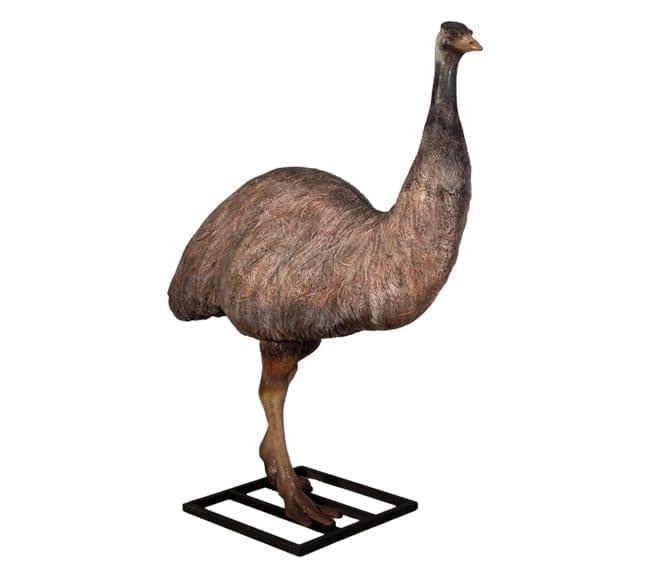 Fibreglass Emu Outdoor Garden Sculpture