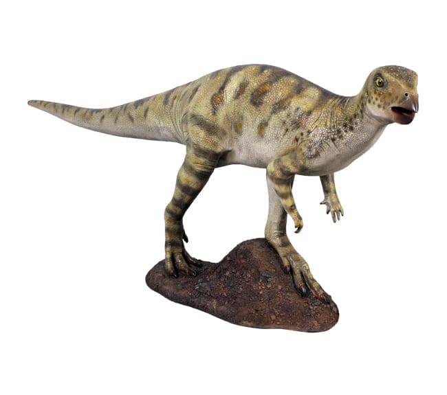 Fibreglass Hypsilophodon Dinosaur Statue