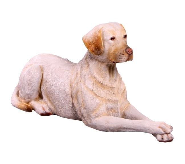 Fibreglass Labrador Sculpture