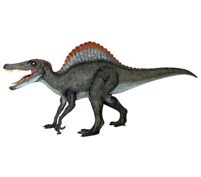 Fibreglass Spinosaurus Dinosaur Statue