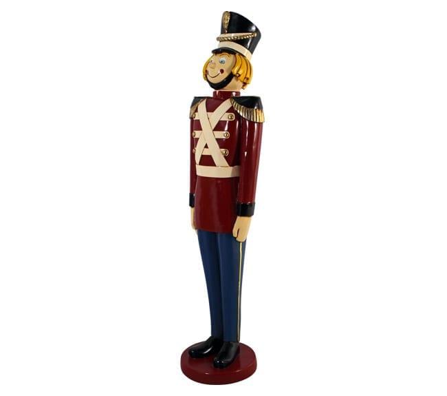 Fibreglass Tin Soldier Statue CCTS