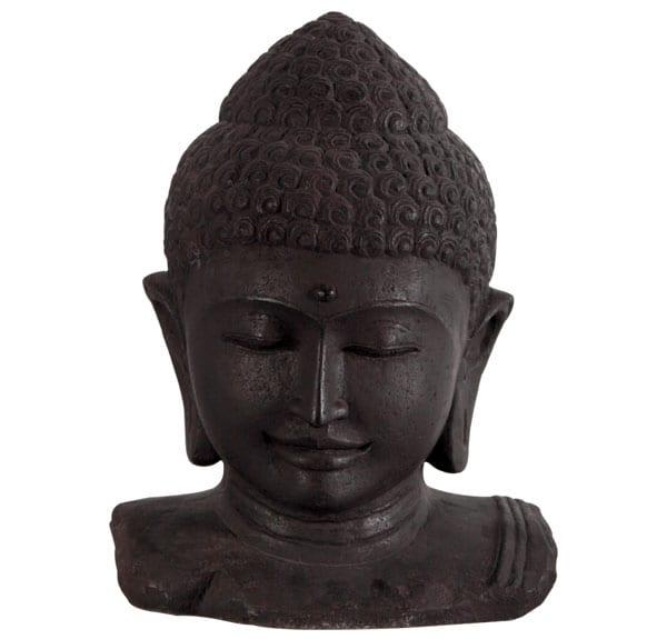 Gautama Buddha Head Sculpture