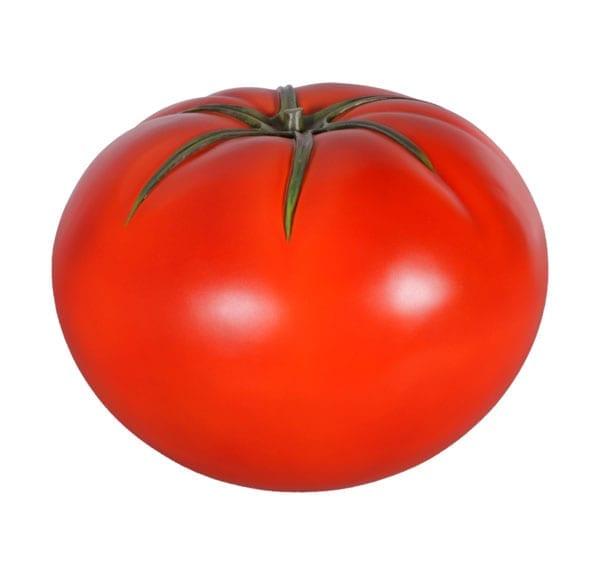 Giant tomato Sculpture