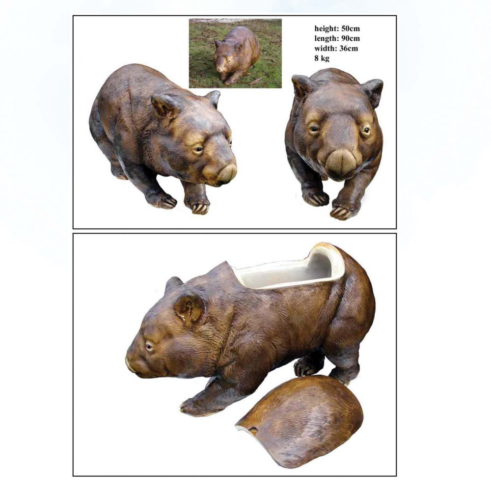 Common Wombat Esky - fibreglass