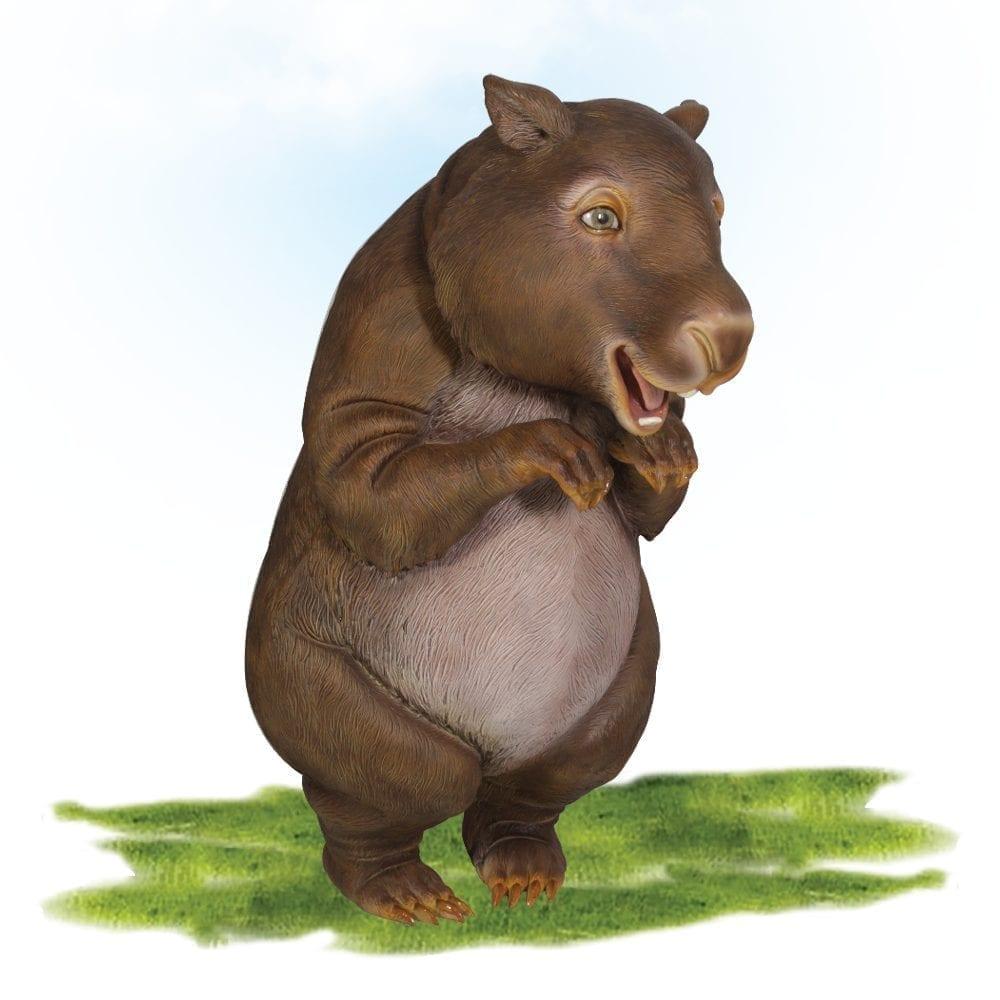 Wombat Funny Statue