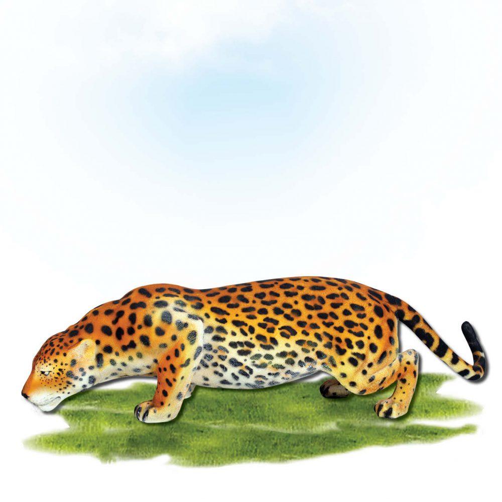 Jaguar_Crouching_statu