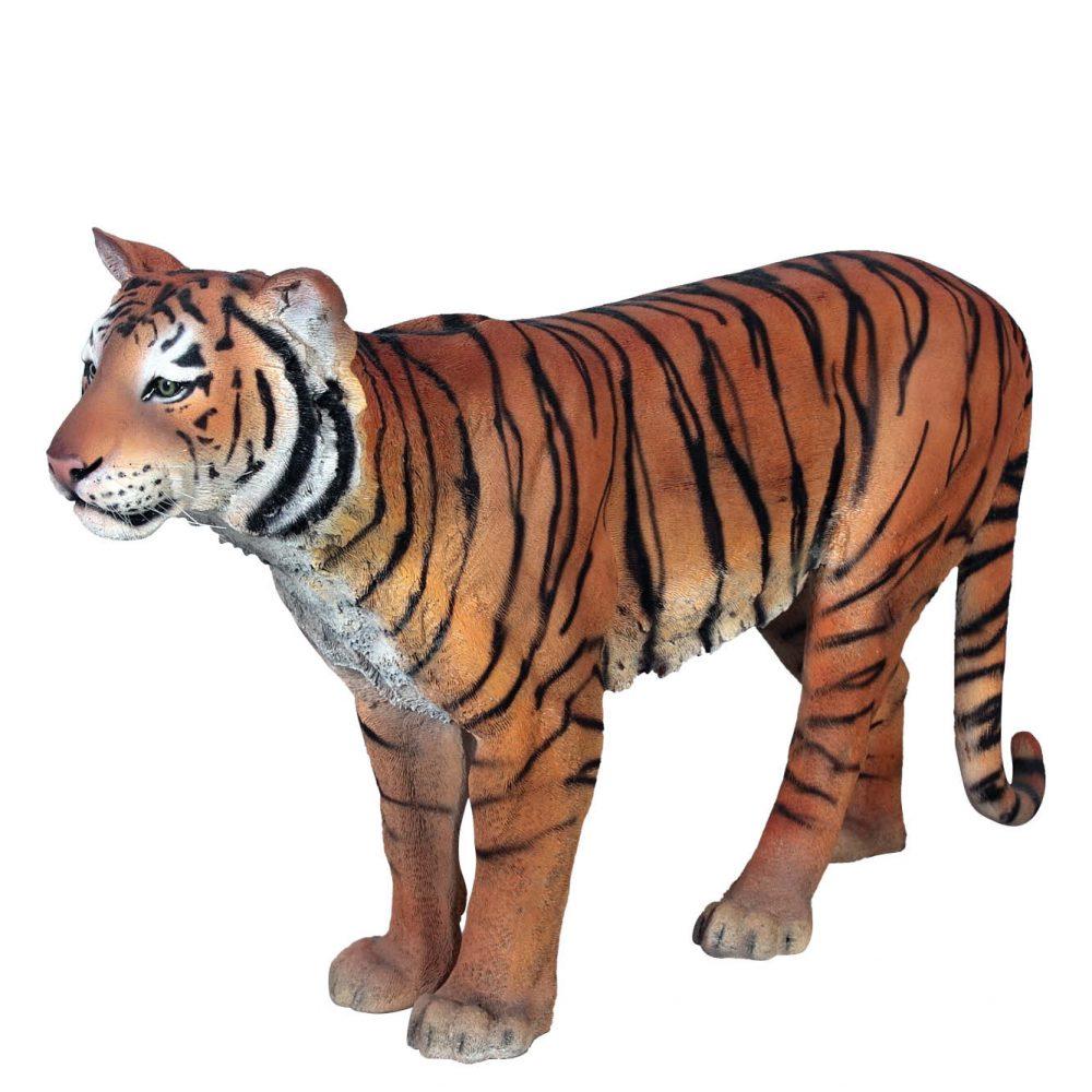 Sumatran tiger Sculpture- Museum standard