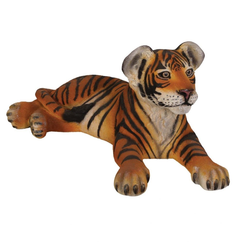 Bengal Tiger Cub - Lying