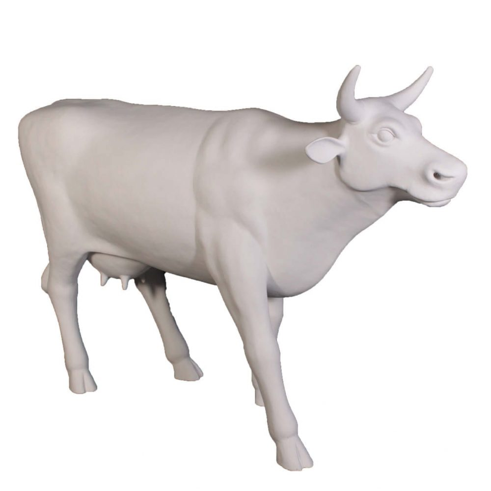 Mammals Farm animals Cattle Cows Unpainted with horns Product Image V px px