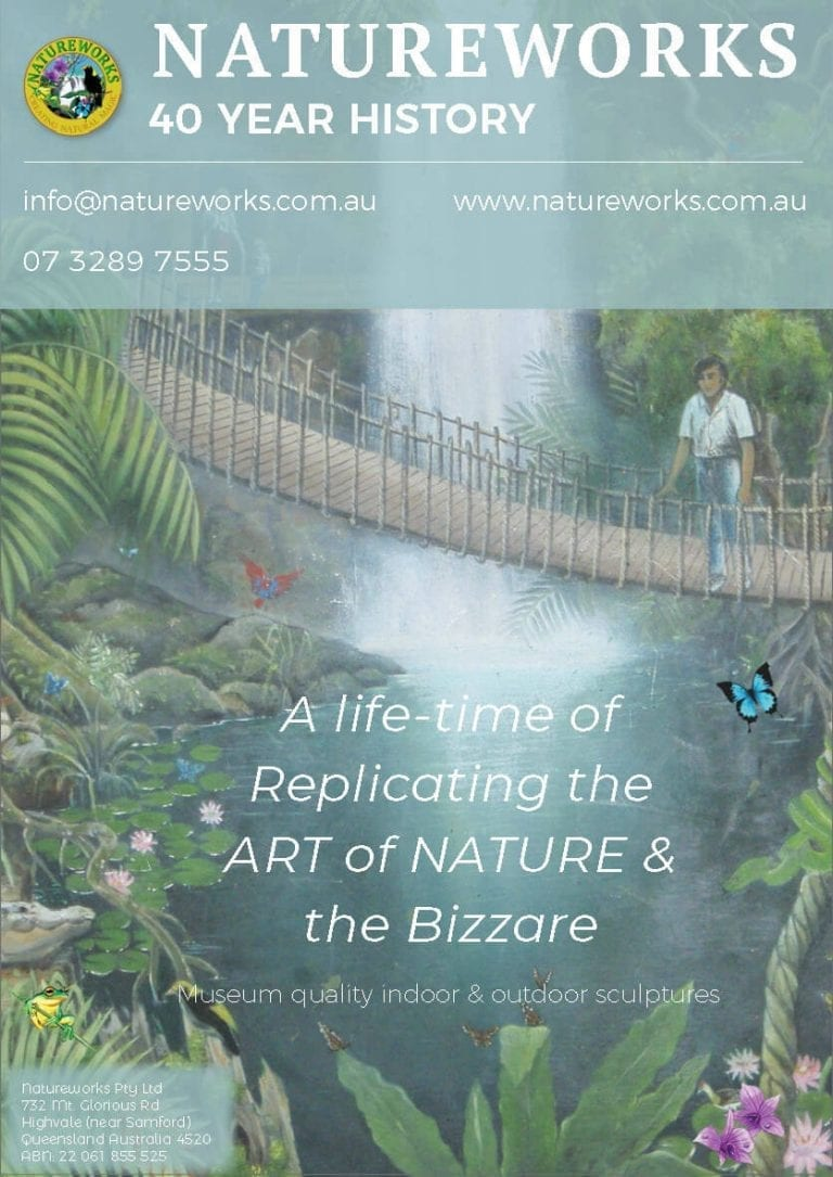 Natureworks 40 year history catalogue