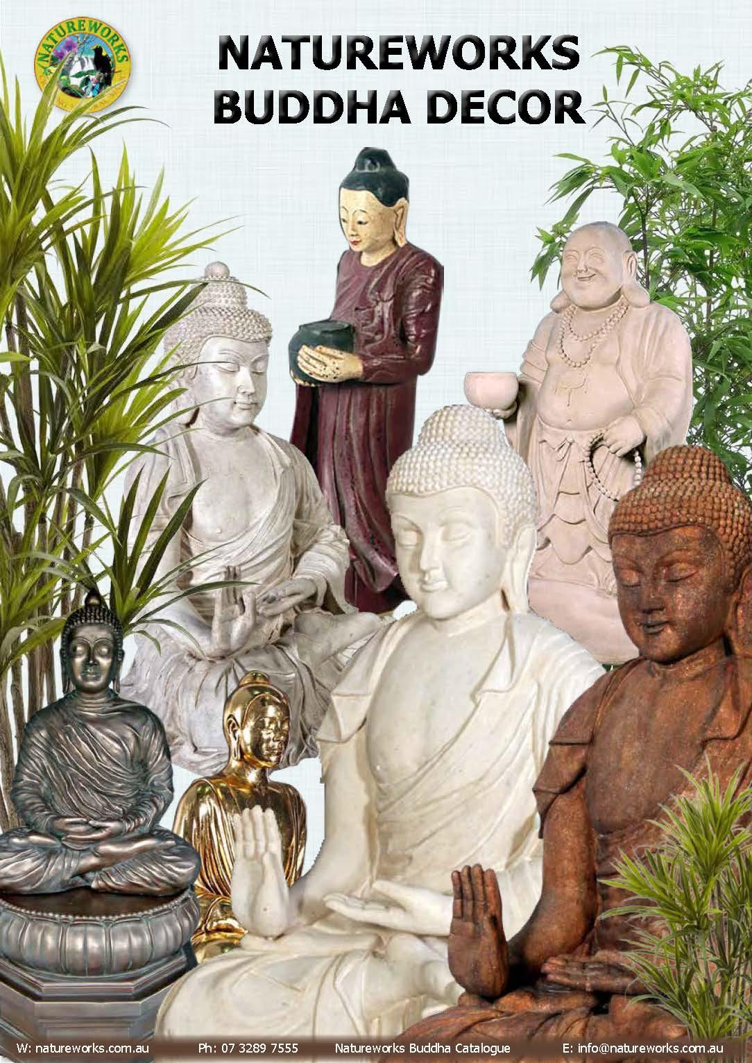 Buddha Decor Catalogue