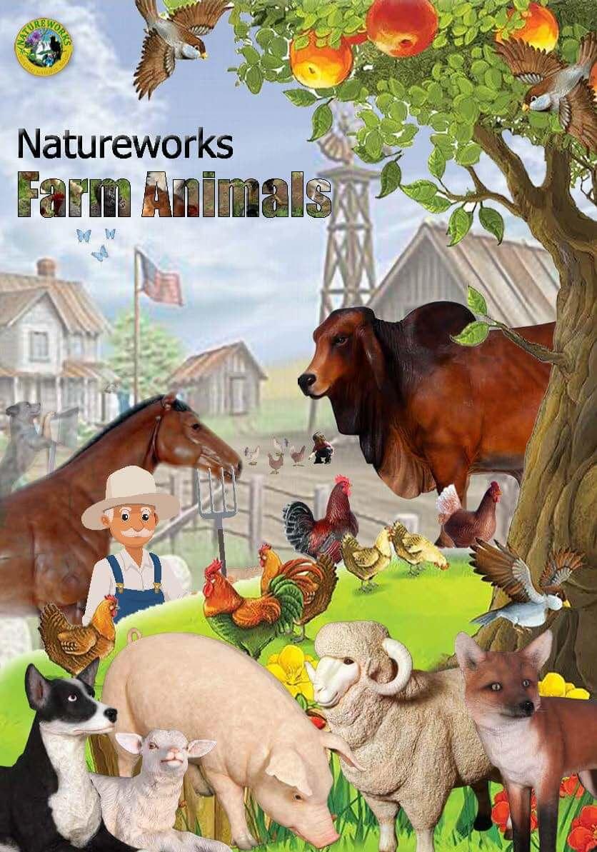 Farm animals catalogue