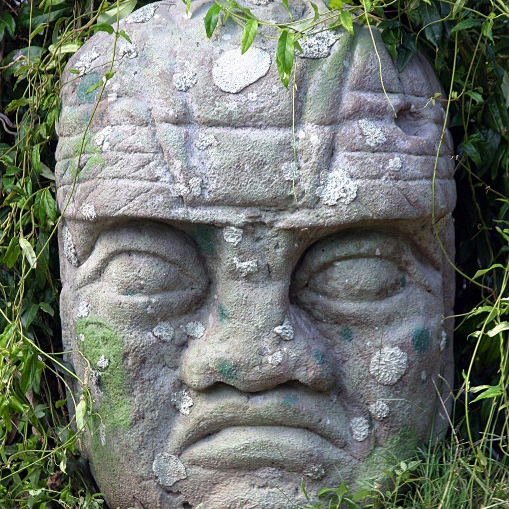 Olmec Head Small    scaled