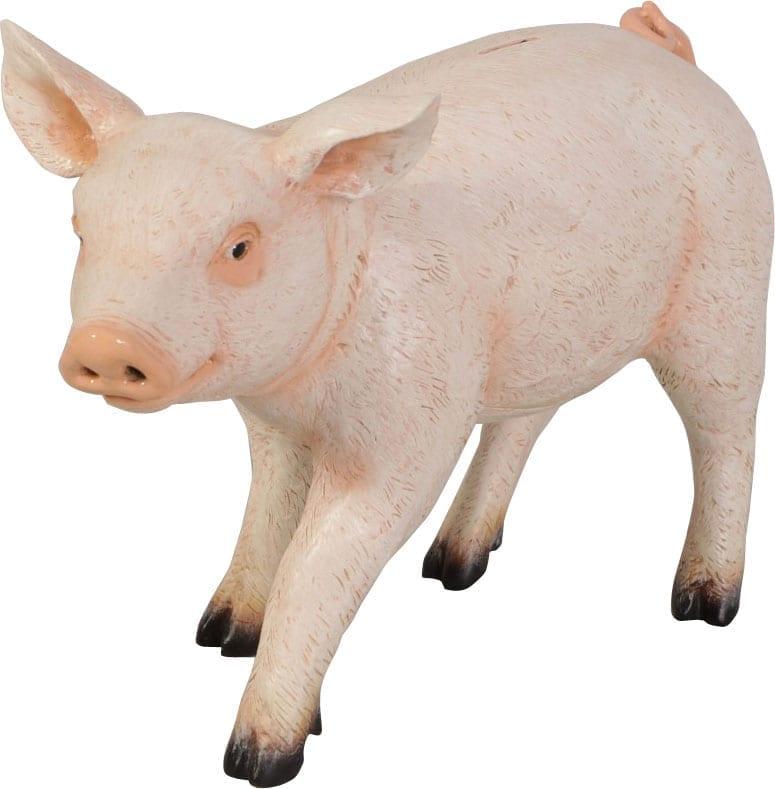Pig Piglet Chubby Money Box NW