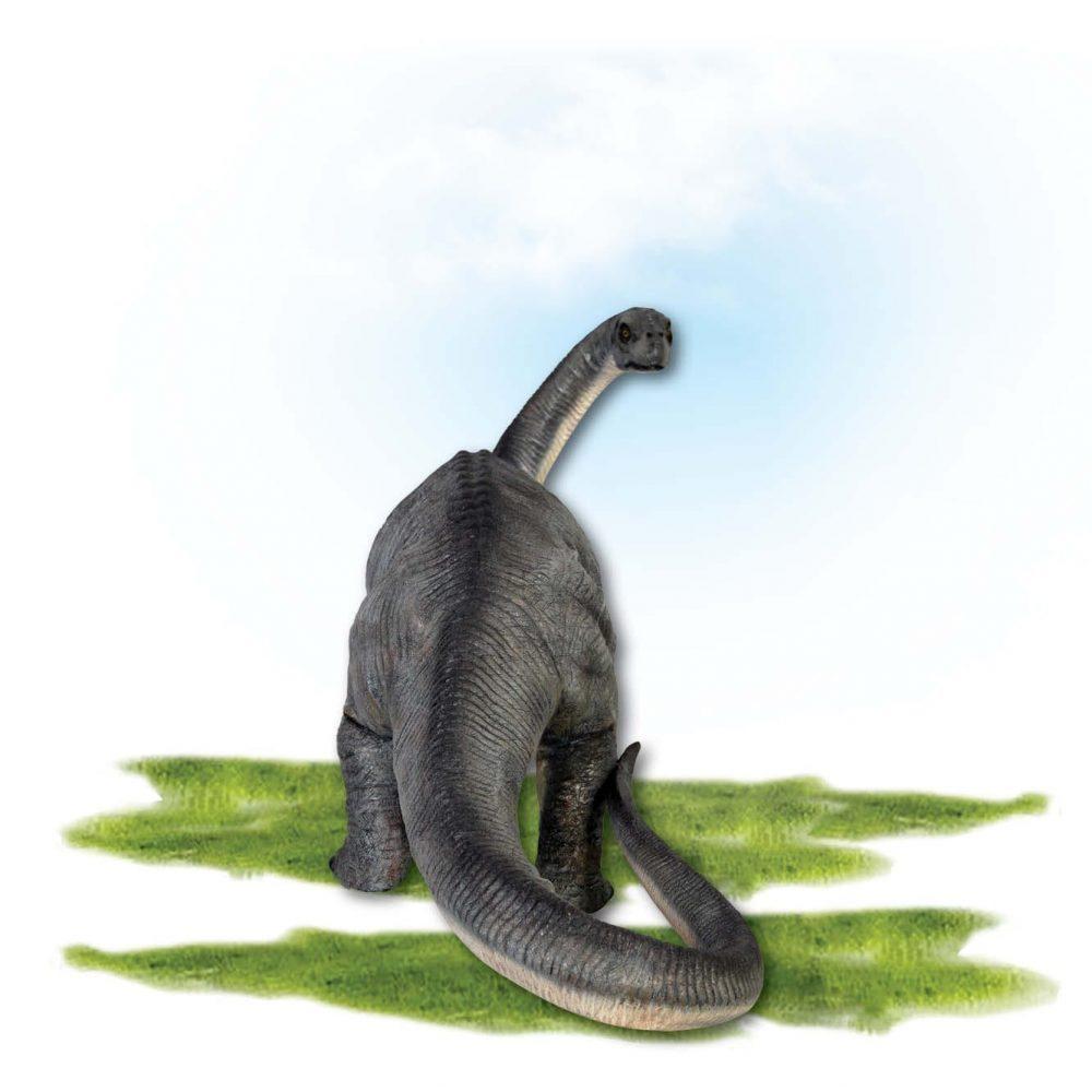 Prehistoric Dinosaur sculpture Apatosaurus Dinosaur definitive version Product Image V px px