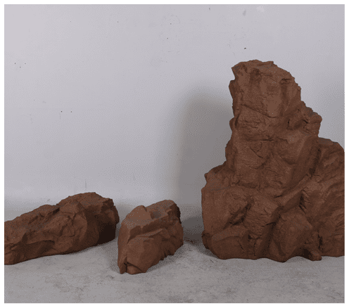 Siji Rock Large Medium and small