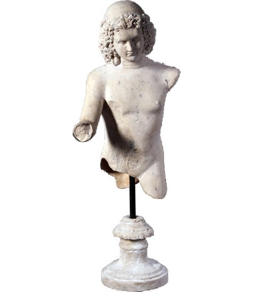 Statue Classical Boy RS