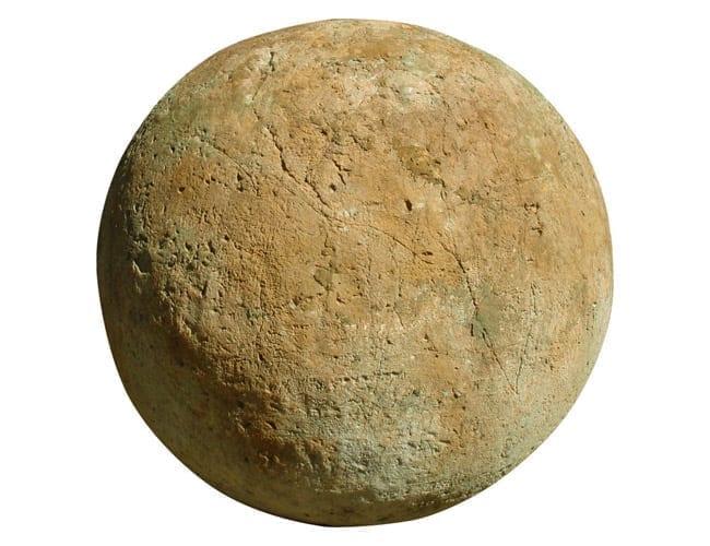 Stone Ball Mayan Small