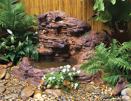 Utopia Pond Falls