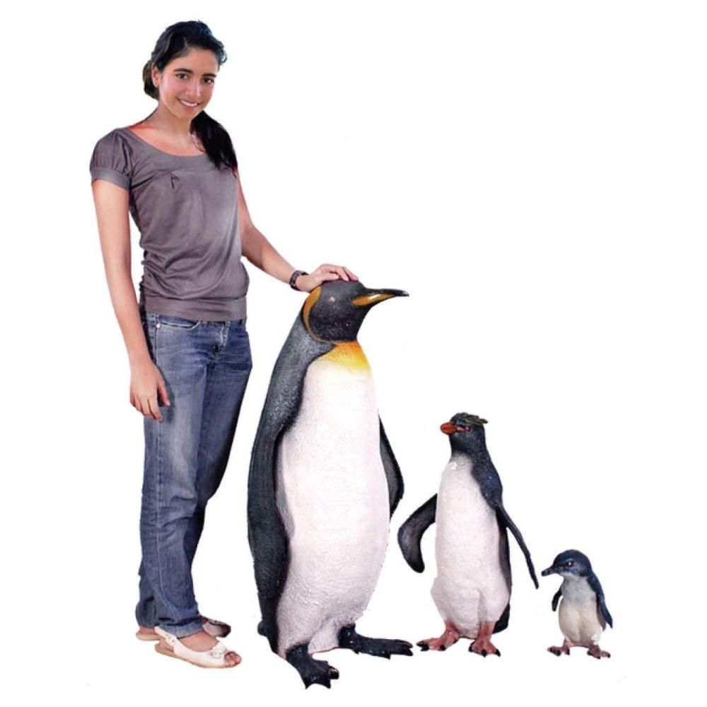 Penguin Family set of 3