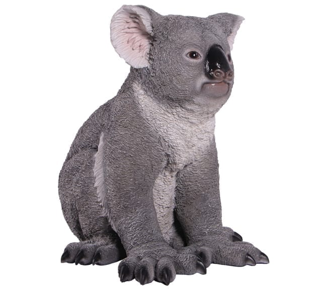 fibreglass koala sculpture