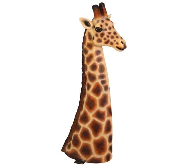 giraffe head And Neck Statue