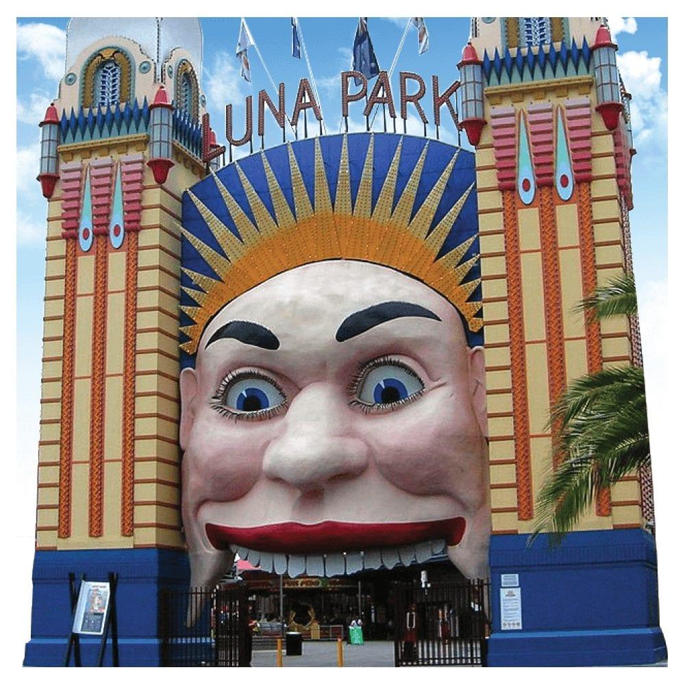Luna Park facelift