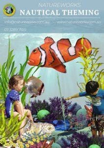 Natureworks nautical marine sea life catalogue