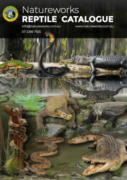 Natureworks Reptile catalogue