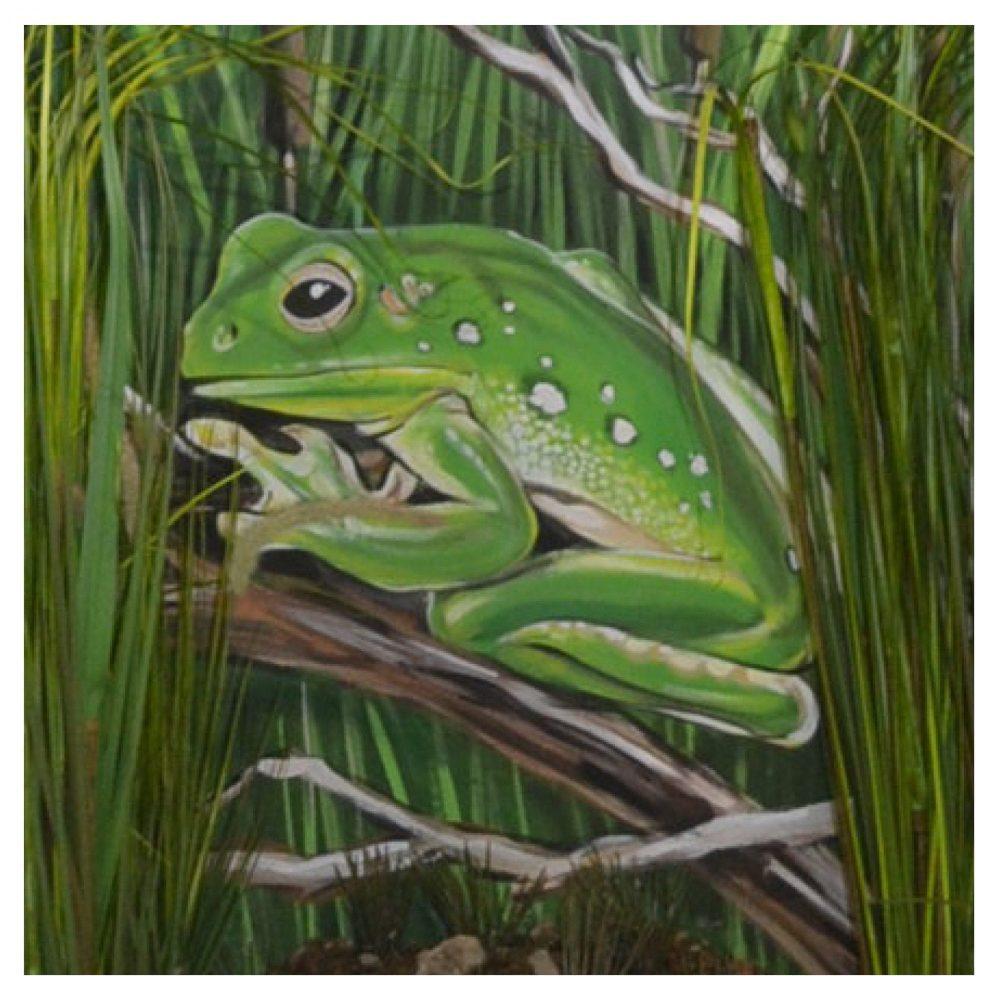 Natural Habitat - Mural Art